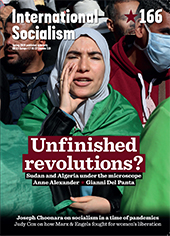 International Socialism Journal 166