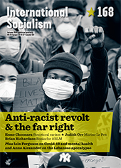 International Socialism Journal 168